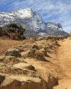Der Weg ist das Ziel, Khumbu (Nepal)
