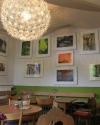 Bilderausstellung im Cafe Hey Schaffner
