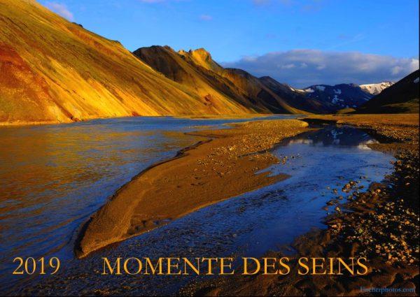 MOMENTE DES SEINS der FOTO-Kalender 2019.